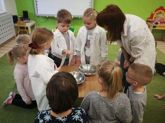 Laboratorium przedszkolaka
