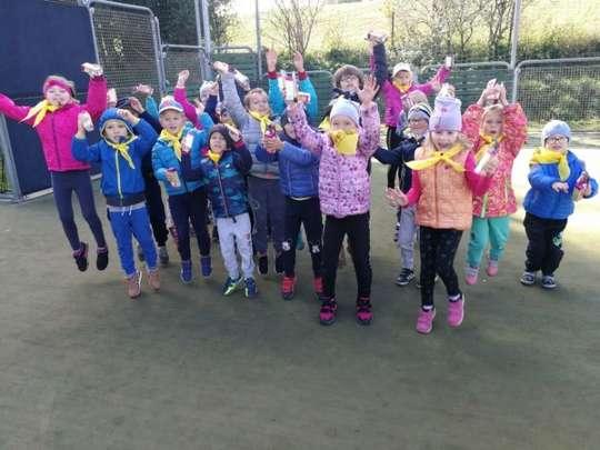 Ruszyła kolejna edycja Olimpiady sportowej przedszkolaków