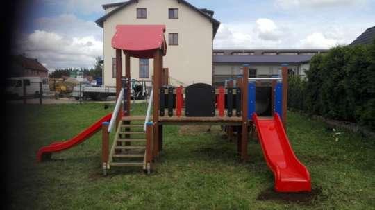 Budujemy nowy plac zabaw