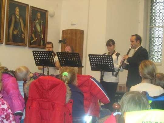 Koncert kolęd na bytowskim zamku