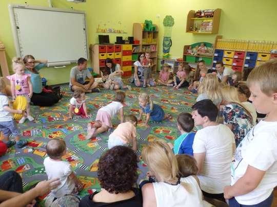 Spotkanie adaptacyjne dla dzieci