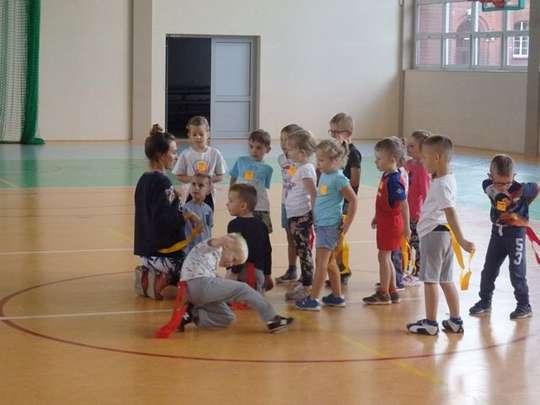 Ruszyły zajęcia sportowe dla dzieci