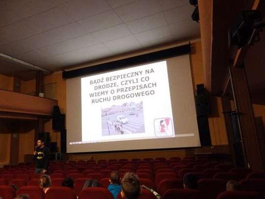 Warsztaty edukacyjne Kino Przedszkole