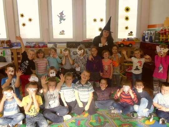 Halloween na zajęciach z języka angielskiego