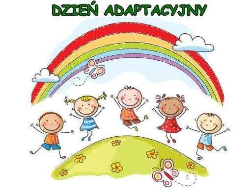 Spotkanie adaptacyjne w przedszkolu