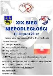 XIX Bieg Niepodległości w Borzytuchomiu