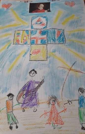 Sukces naszych dzieci w konkursie plastycznym