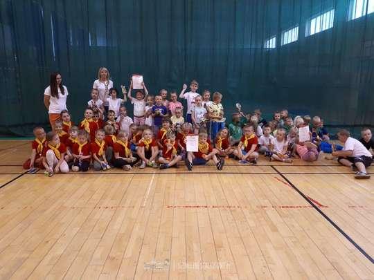 Finał Olimpiady Sportowej Przedszkolaków