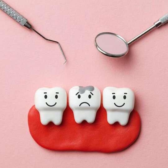 Przeglądy stomatologiczne dzieci