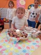 Urodziny Antosi w Biedronkach